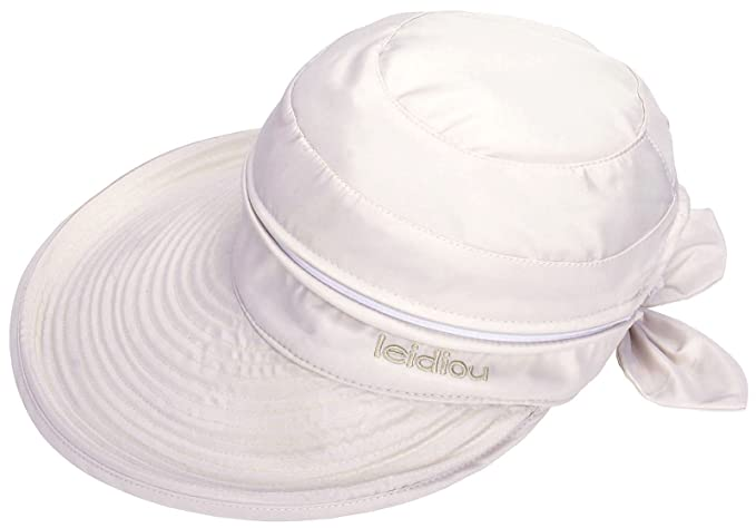 nice cheap look for great look Verabella Women UPF 50 UV Sun Protection Convertible 2 in 1 Visor Beach  Golf Hat