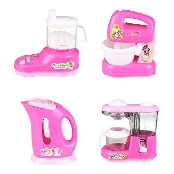 juguete de cocina juego con sonido y luz de regalo para nios nias piezas