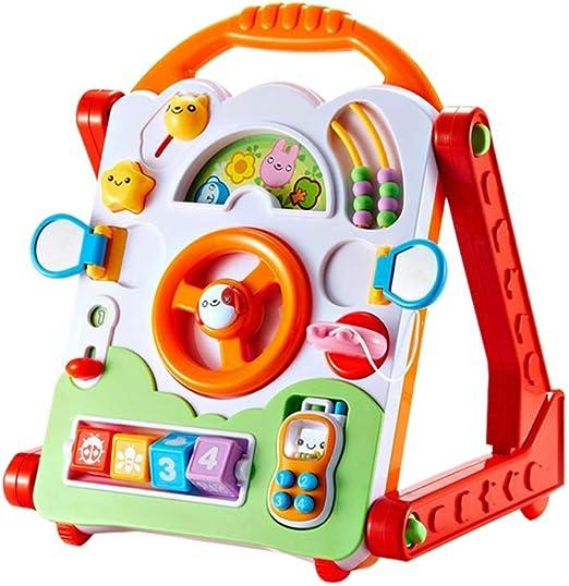 Baby Walker Mesa de Aprendizaje Multifuncional para niños Walker ...