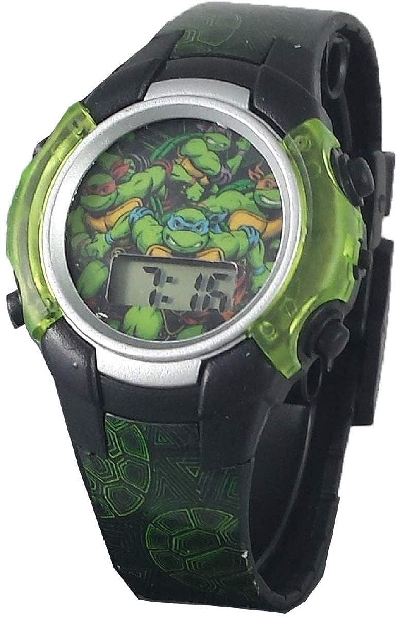 Nickelodeon TMN4432 - Reloj Digital para niños, diseño de ...