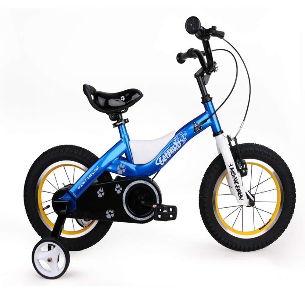 自転車、子供用自転車、14インチアルミニウム合金、塗料安全な非刺激性の,滑り止めタイヤ、ギフト自転車のターンシグナル B07JBVYLCW