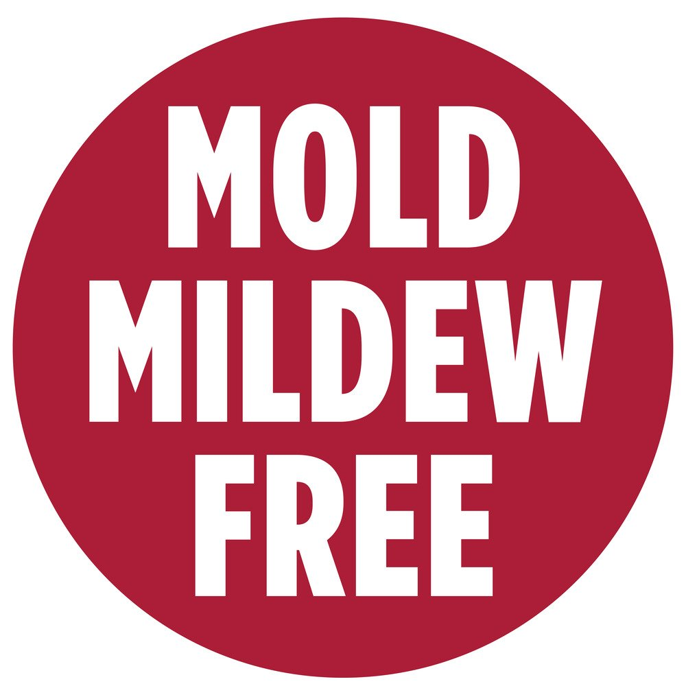 InterDesign Mildew-Free PEVA 3 Gauge Shower Liner Stall 54 x 78 Clear