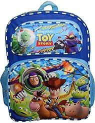 Toy Story Disney-Pixar Boys 3D Enhanced Comics 16 School Bag Backpack