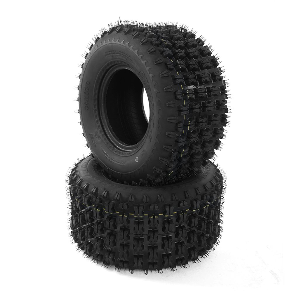 Set of 2 ATV Tire P336 20x10-9 Rear, 4 Ply by Bestroad (Image #7)