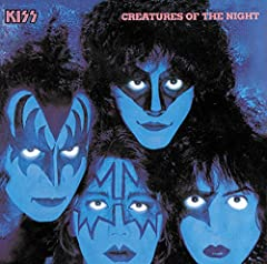 Awesome, heavy 1982 album & their first to feature Vinnie Vincent on guitar...that's Ace Frehley on the cover, but he didn't play a single lick on the rekid!!! Includes 'I Love It Loud' & 'War Machine'... 10/10!