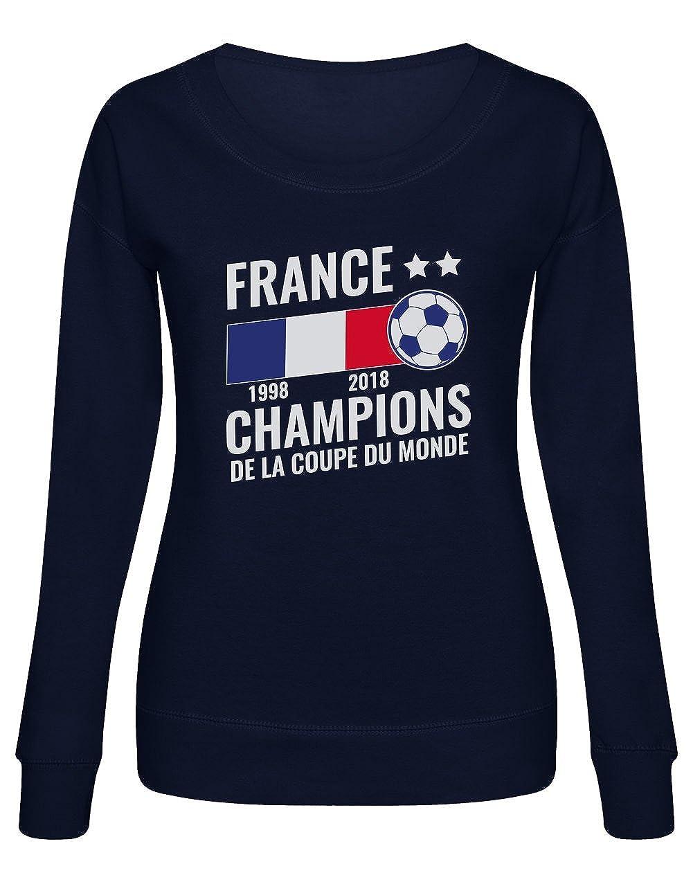 plus près de clair et distinctif emballage élégant et robuste Green Turtle T-Shirts France Vainqueur Coupe du Monde de ...