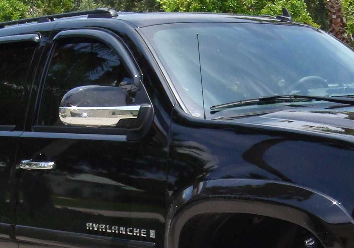Silverado chevy 1500 silverado : Amazon.com: AntennaX Black Billet (14-inch) Antenna for Chevy 1500 ...