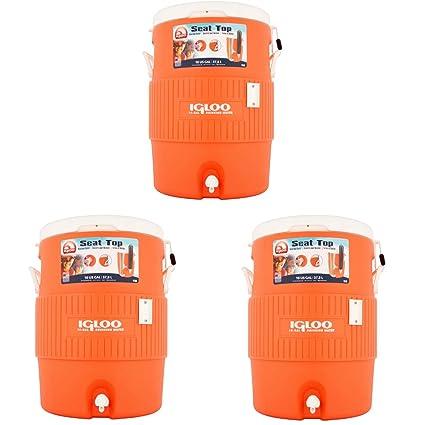 10 Gallon Igloo Industrial Water Cooler IGL4101