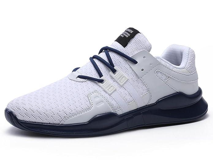 IIIIS-F Zapatillas de Running Deportes Aire Libre Zapatos para Correr Asfalto y Padel para Hombre: Amazon.es: Zapatos y complementos
