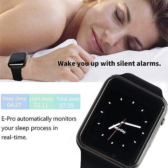 Smart Watch Sport Smart Reloj de Pulsera Bluetooth ...