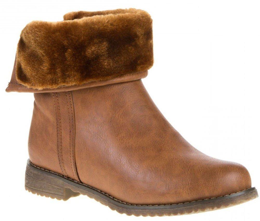 Schuhzoo - Zapatillas de Material Sintético para mujer , color negro, talla 38