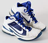 2009 Warriors Stephen Curry Game-Worn Shoes