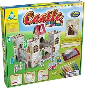 Orb Factory Sticky Mosaics: Castle