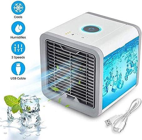 Refrigerador de espacio personal, ventilador de aire acondicionado ...