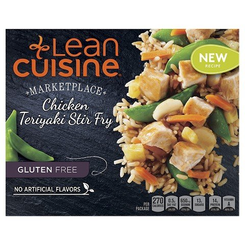 Lean Cuisine, Chicken Teriyaki Stir Fry, 9 Oz. (12 Count)