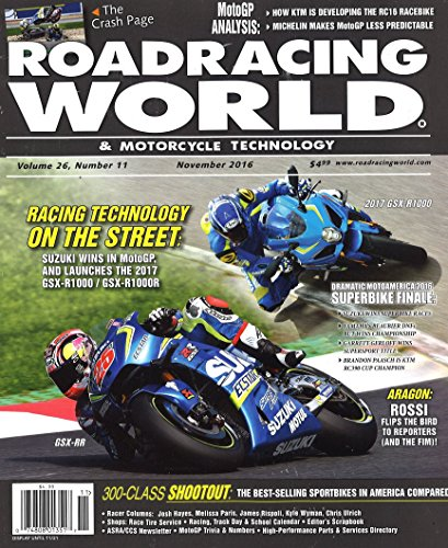 Best Price for Roadracing World & Motorcycle Technology Magazine Subscription