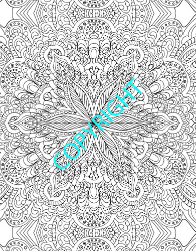 Large Product Image of Kaleidoscope Wonders: Color Art for Everyone