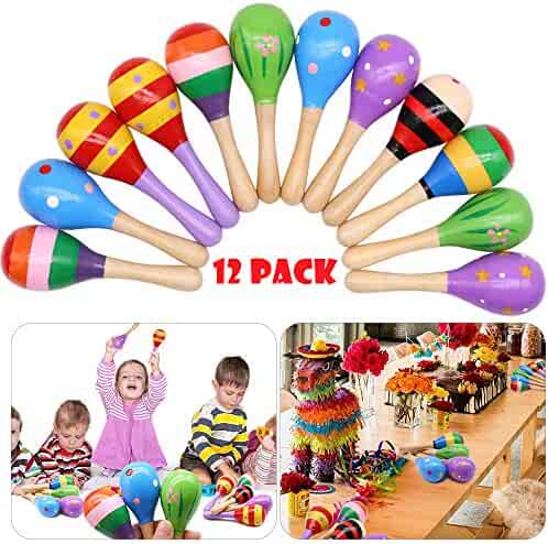 Random Color Amosfun 4pcs Funny Fart Whistle Naughty Noise Maker Playing Props Trick Prank Toys for Halloween April Fools Day Party Favors
