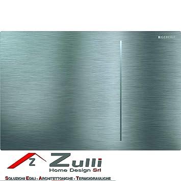 Geberit Sigma70 115.625.FW.1 - Pulsador de acero inoxidable ...