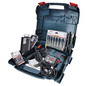 Bosch Professional Bohrhammer Gbh 2 26 F Professional Set Inkl