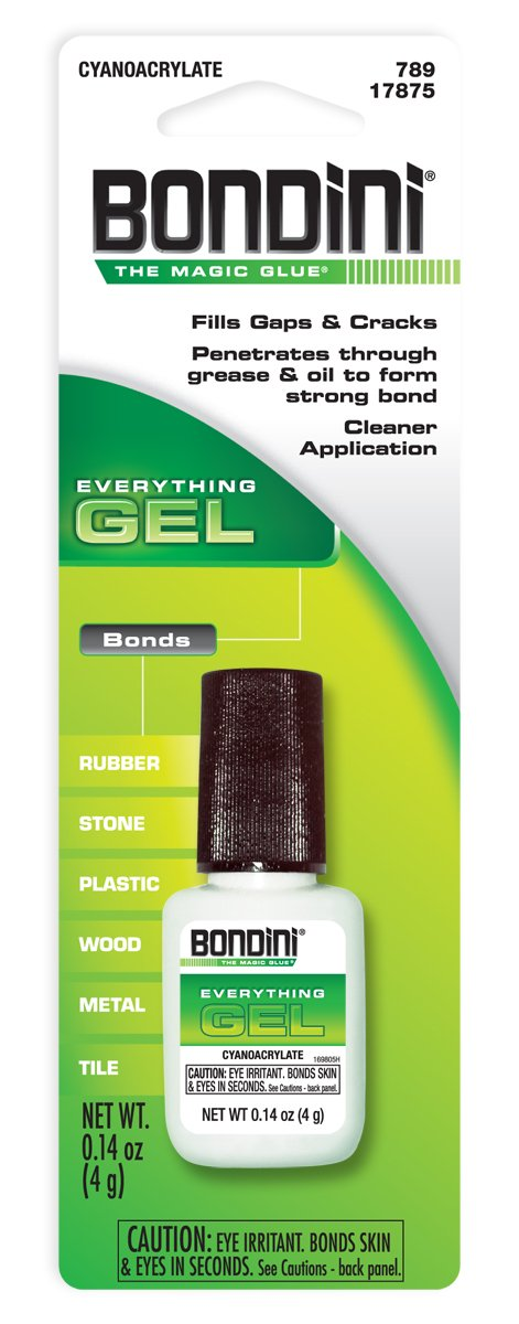 Super Glue Bondini 789-6 Everything Gel Glue, 6-Pack(Pack of 6) by Super Glue (Image #1)