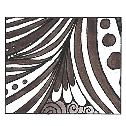 Tombow DBP-56602 Dual Brush Pen Art Marker, 879 - Brown, 1-Pack by Tombow (Image #3)