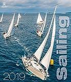Sailing Calendar - Calendars 2018 - 2019 Wall Calendar - Poster Calendar by Helma