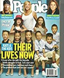 Kate Gosselin & The Kids * Bret Michaels * Sarah Ferguson * June 7, 2010 People Weekly Magazine