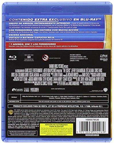 Los Perdedores Blu-Ray [Blu-ray]: Amazon.es: Idris Elba, Zoe Saldana, Jeffrey Dean Morgan, Sylvain White, Idris Elba, Zoe Saldana, Sylvain White: Cine y Series TV