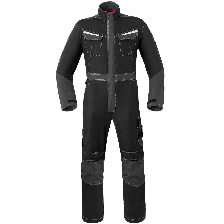 40//34 Black//Charcoal Grey 20199.LWCDKH-56 OverallAttitude20199 Size Black//Grey