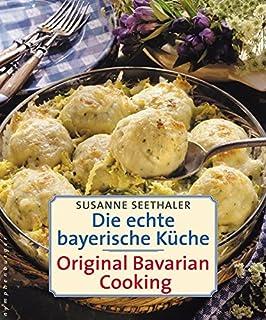 Bayerische rezepte auf englisch