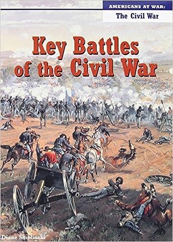 Image result for Key Battles of the Civil War Book