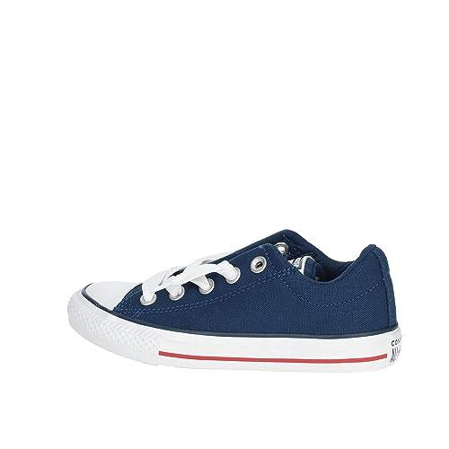 Converse 663987C Sneakers Garçon: : Chaussures et Sacs