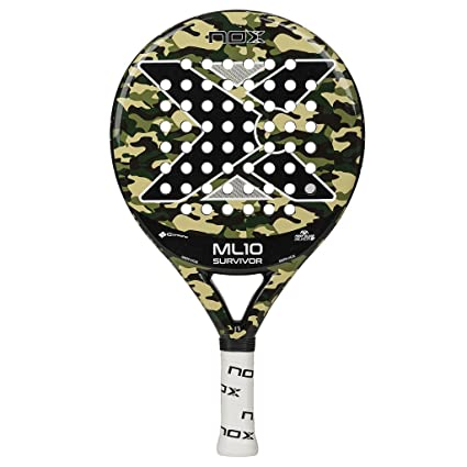 Amazon.com : NOX ML10 Pro Cup Survivor paddel Racket ...