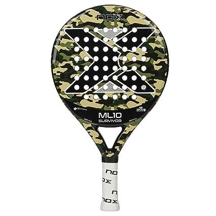 Amazon.com : NOX ML10 Pro Cup Survivor paddel Racket ...