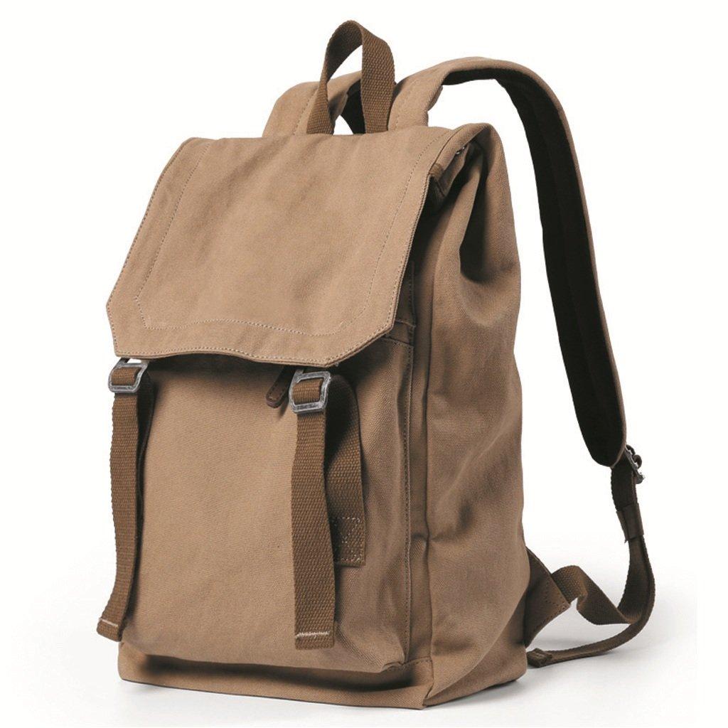 贅沢屋の メンズバックパックカジュアルな旅行キャンバスの学生のバックパックのバックパック (色 A A : B) B) B07FNPZYJR A A, 新郷村:640d3d18 --- ciadaterra.com