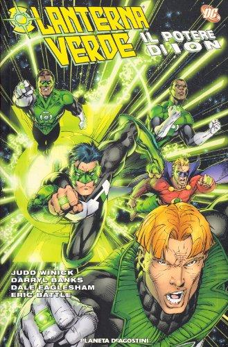 Descargar Libro Il Potere Di Lon. Lanterna Verde Daryl Banks