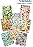 Cuaderno Nature Flowers Gr.80 FG.20 + 1 7