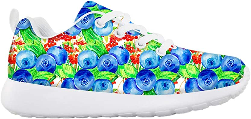 Colorful Cartoon Graphic Lightweight Breathable Comfortable Sports Shoes Running Sneakers Canvas for Boys