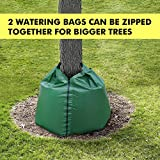 Remiawy Tree Watering Bag, 20 Gallon Slow Release