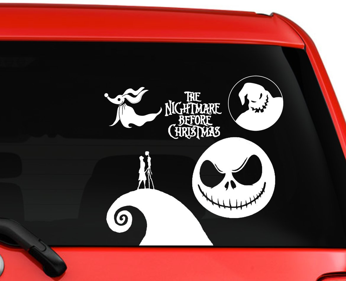 Amazon.com: Nightmare before Christmas Jack skellington and Sally ...