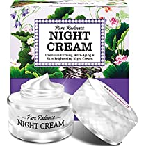 StBotanica Pure Radiance Night Face Cream Intensive Firmin