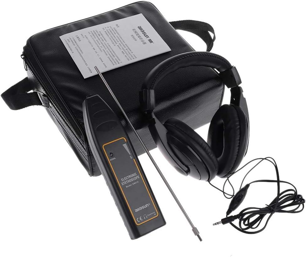 Detector de fugas de agua de usuario, estetoscopio electrónico para diagnóstico de ruido del coche