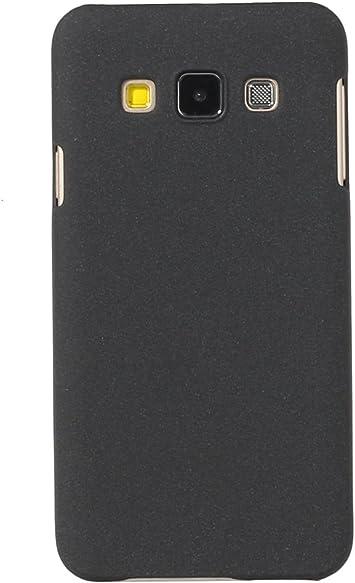 ARTILVST Samsung Galaxy A3 2015 Funda,Ultra fino medio rodeó la estructura de superficie mate Durable PC Protector teléfono funda para Samsung Galaxy A3 2015 Smartphone [negro]: Amazon.es: Electrónica