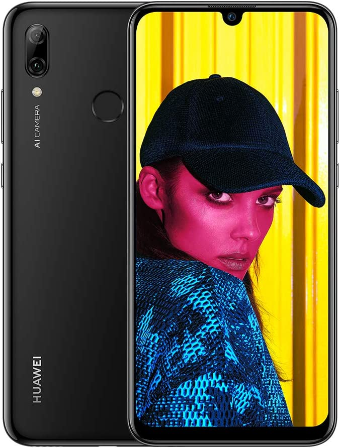 Huawei P Smart 2019, Smartphone, Wi-Fi 802.11 a/b/g/n; NFC; Bluetooth 4.2, Android, 15.8 cm, Negro: Huawei: Amazon.es: Electrónica