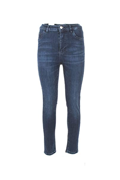 GUESS Jeans Skinny Tiro Alto elástico - Super High Rise ...