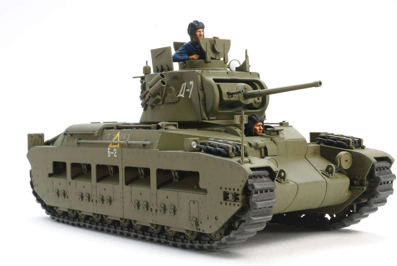 Tamiya America  Inc 1 35 Infantry Tank Matilda Mk Iii Iv