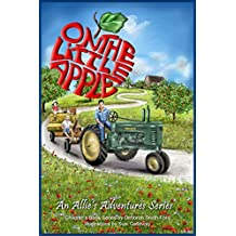 On The Little Apple: Full Color (Allie's Adventures Series Book 2)