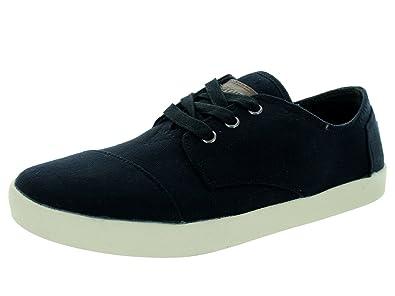 Toms Men's Paseo Black Casual Shoe 8.5 Men US