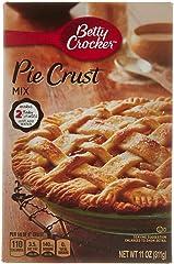 Betty Crocker Pie Crust Mix Makes 2 Crusts 11.0 oz Box